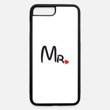 Couples Mr. - for couples - iPhone 7 & 8 Plus Case