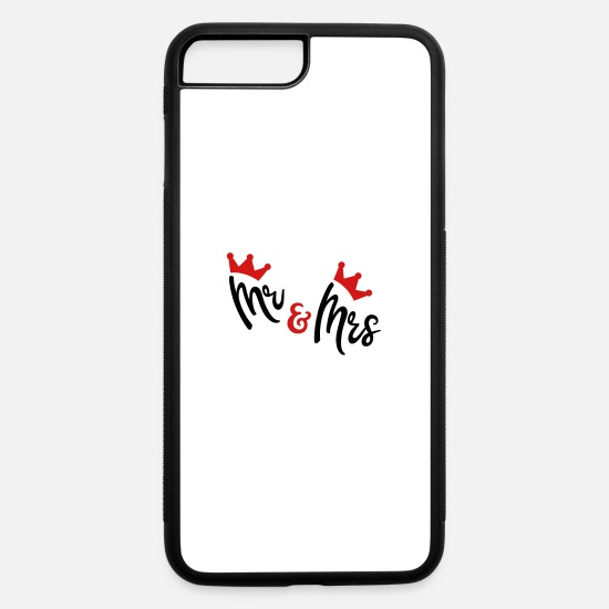 Wedding iPhone Cases - wedding - iPhone 7 & 8 Plus Case white/black