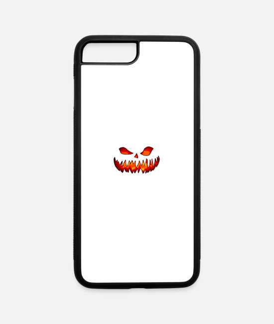Drawing iPhone Cases - Halloween - iPhone 7 & 8 Plus Case white/black