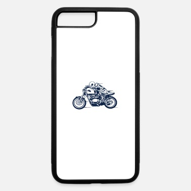 Motorcycle Clothing Motorcycle Motorcyclist - iPhone 7 & 8 Plus Case