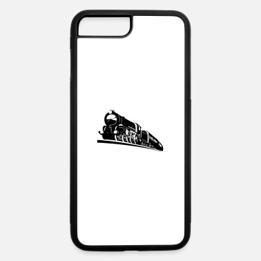 Bnsf train engine - iPhone 7 & 8 Plus Case