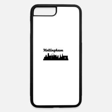 Nottingham Nottingham Skyline - iPhone 7 & 8 Plus Case