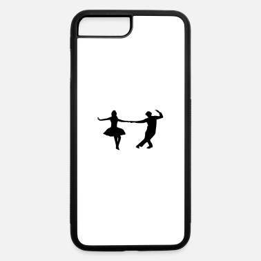Dancing Couple dancing couple - iPhone 7 & 8 Plus Case