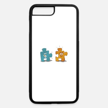 Puzzle Puzzle - iPhone 7 Plus/8 Plus Rubber Case