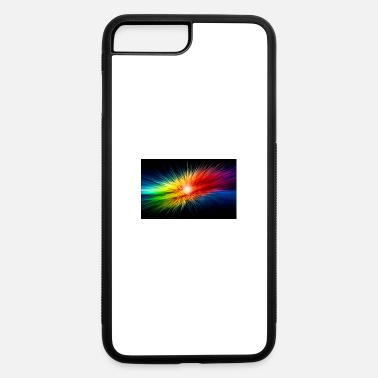 Abstract Abstract - iPhone 7 Plus/8 Plus Rubber Case