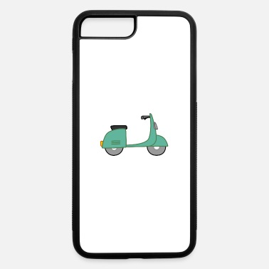 Moped moped - iPhone 7 Plus/8 Plus Rubber Case