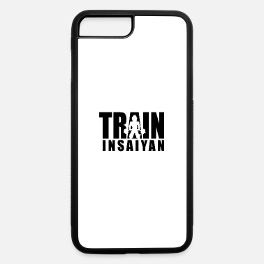 Saiyan train in saiyan - iPhone 7 & 8 Plus Case