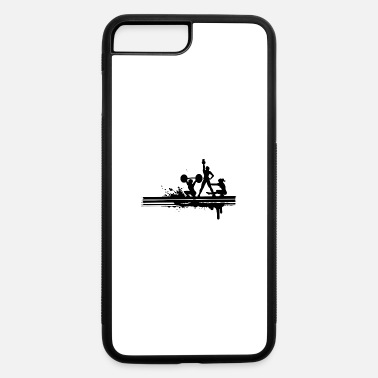 Crossfit Crossfit silhouette - iPhone 7 & 8 Plus Case