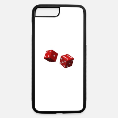 Dice Dice - iPhone 7 Plus/8 Plus Rubber Case