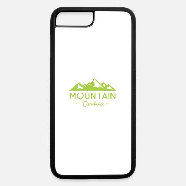 Mountain Climber Mountain Climber - iPhone 7 & 8 Plus Case