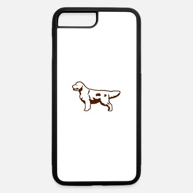Golden Retriever - iPhone 7 & 8 Plus Case