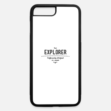 Alumnus best explorer - craftsmanship at its finest - iPhone 7 & 8 Plus Case