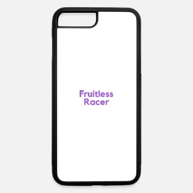 Racer The Original Fruitless Racer Text Merch - iPhone 7 & 8 Plus Case