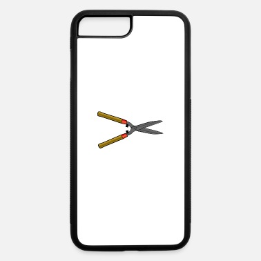 Clippers hedge clippers - iPhone 7 & 8 Plus Case