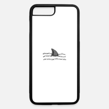 Jaws jaws tee shirt gift idea - iPhone 7 & 8 Plus Case