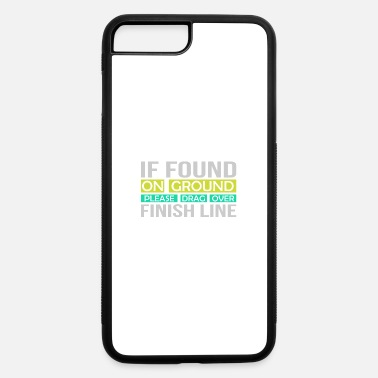 Ground If Found On Ground - iPhone 7 & 8 Plus Case