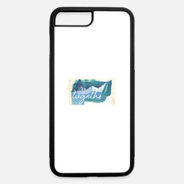 Together together - iPhone 7 Plus/8 Plus Rubber Case