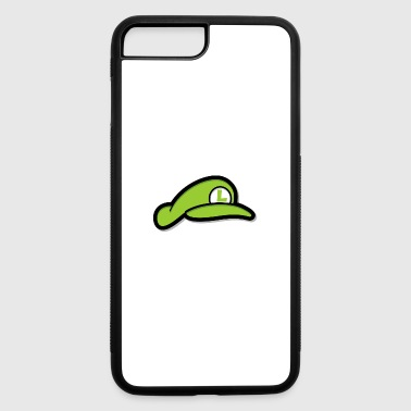 Luigi LUIGI HAT - iPhone 7 Plus/8 Plus Rubber Case