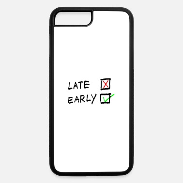 Stage Early Stage - iPhone 7 Plus/8 Plus Rubber Case