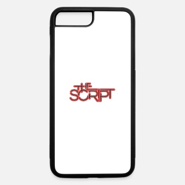 Script The Script - iPhone 7 Plus/8 Plus Rubber Case