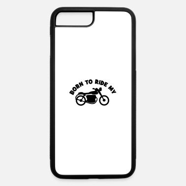 Motorcycle motorcycle - iPhone 7 & 8 Plus Case