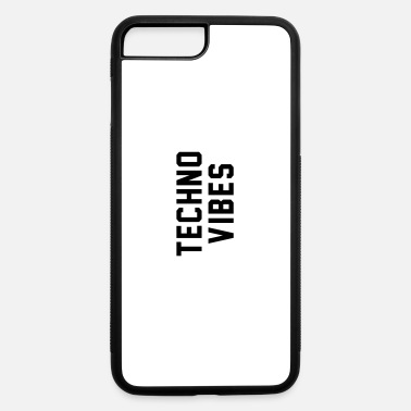 Techno Techno vibes - iPhone 7 & 8 Plus Case