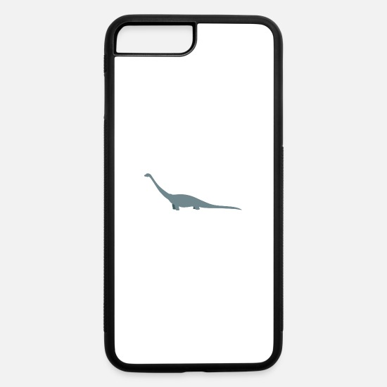 Dino iPhone Cases - dino 187 - iPhone 7 & 8 Plus Case white/black