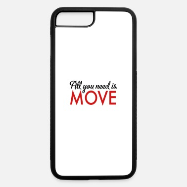 Moving move - iPhone 7 & 8 Plus Case
