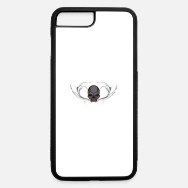 Ornament Ornament Skull - iPhone 7 & 8 Plus Case