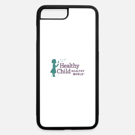 Healthy Living iPhone Cases - Healthy - iPhone 7 & 8 Plus Case white/black