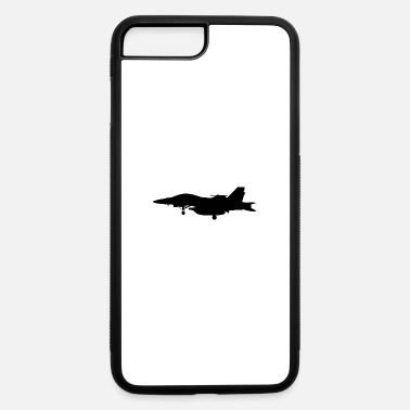 Jet jet - iPhone 7 Plus/8 Plus Rubber Case