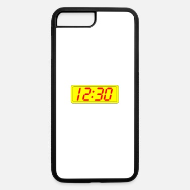 Clock clock - iPhone 7 Plus/8 Plus Rubber Case