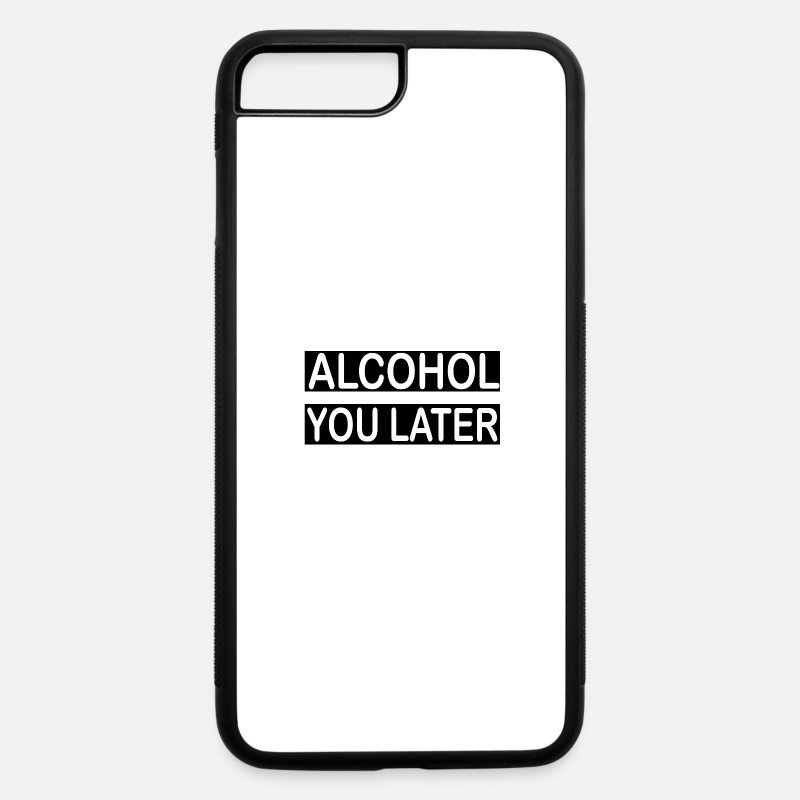 alcohol iphone 8 plus case