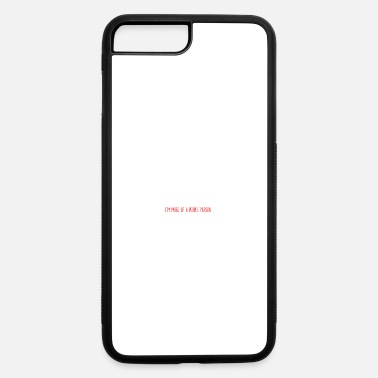 Animal Animal rights activists - iPhone 7 & 8 Plus Case