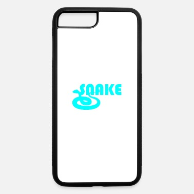 Snake Snake - iPhone 7 Plus/8 Plus Rubber Case