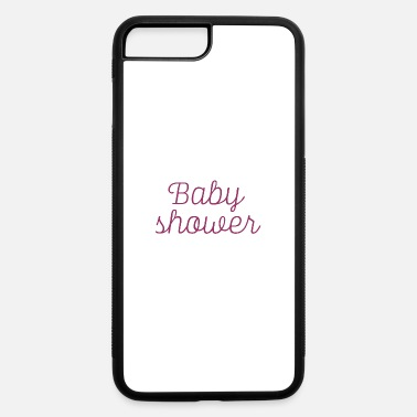 Baby Shower Purple Baby Shower - iPhone 7 & 8 Plus Case