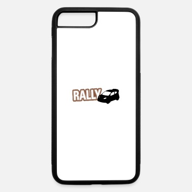 Motor Sport Motor Sport Titles Rally Racing - iPhone 7 Plus/8 Plus Rubber Case