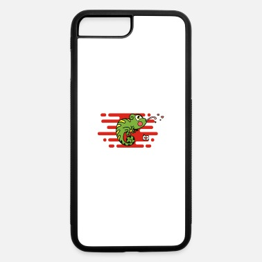 Stick Out Chameleons stick out the tongue - iPhone 7 & 8 Plus Case