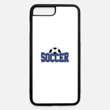 Soccer Ball Soccer Ball , Soccer Player, Soccer Ball - iPhone 7 & 8 Plus Case