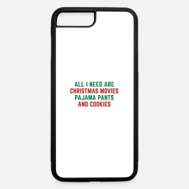 Hallmark Christmas Movies Christmas Movies Funny Quote - iPhone 7 & 8 Plus Case