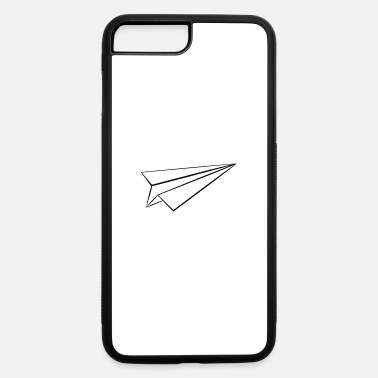 Paper Paper Plane (High Quality) - iPhone 7 & 8 Plus Case