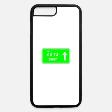 Road Traffic Isaan, Thailand / Highway Road Traffic Sign - iPhone 7 & 8 Plus Case
