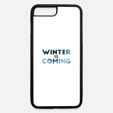 Winter Winter - iPhone 7 Plus/8 Plus Rubber Case