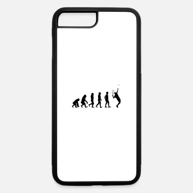 Tennis The evolution of tennis player - iPhone 7 & 8 Plus Case