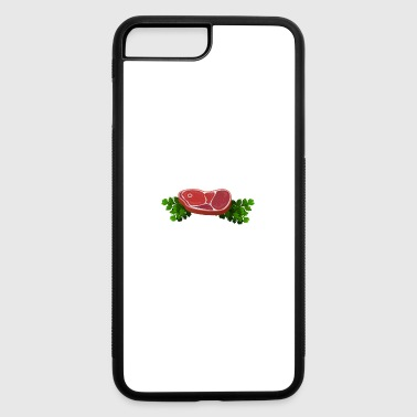 meat - iPhone 7 Plus/8 Plus Rubber Case