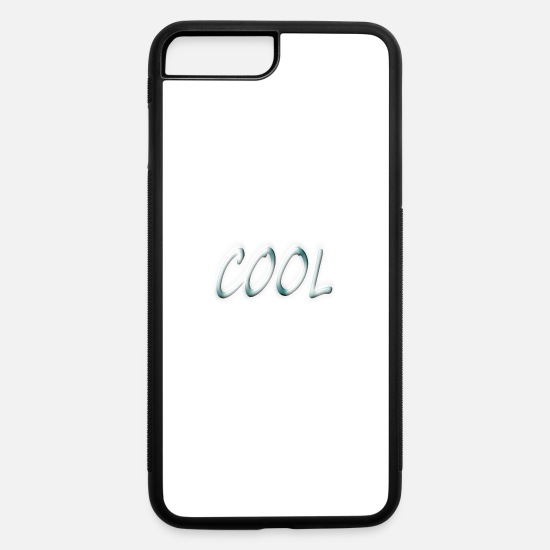 Birthday iPhone Cases - cool - iPhone 7 & 8 Plus Case white/black