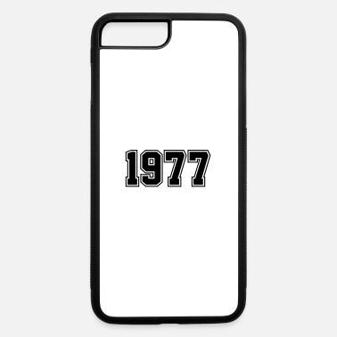 Year Of Birth 1977 | Year of Birth | Birth Year | Birthday - iPhone 7 & 8 Plus Case