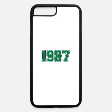 Year Of Birth 1987 | Year of Birth | Birth Year | Birthday - iPhone 7 & 8 Plus Case