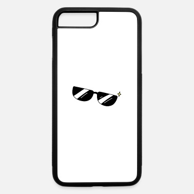 Sunglasses Sunglasses, black sunglasses - iPhone 7 & 8 Plus Case