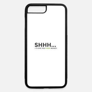 Hash Hash Money Bribes - iPhone 7 Plus/8 Plus Rubber Case